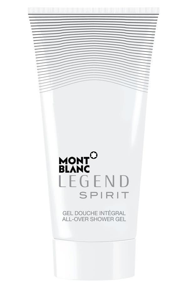 Alternate Image 1 Selected - MONTBLANC 'Legend Spirit' All-Over Shower Gel