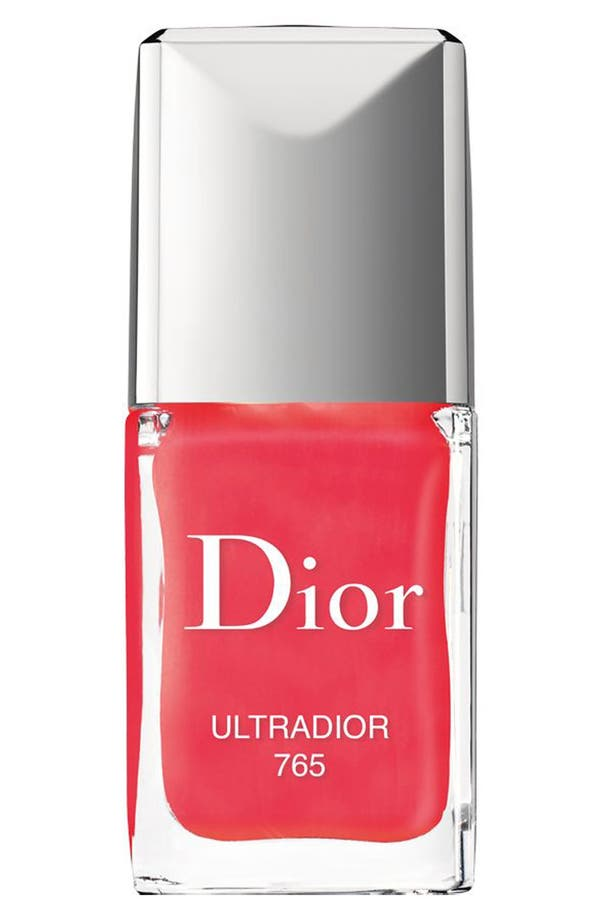 Alternate Image 1 Selected - Dior 'Addict - Vernis' Gel Shine & Long Wear Nail Lacquer