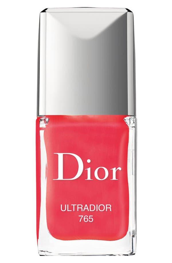 'Addict - Vernis' Gel Shine & Long Wear Nail Lacquer,                             Main thumbnail 1, color,                             765 Ultradior
