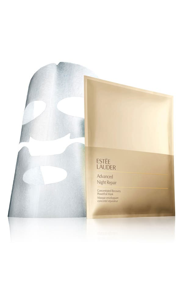 Advanced Night Repair Concentrated Recovery PowerFoil Mask,                         Main,                         color, No Color