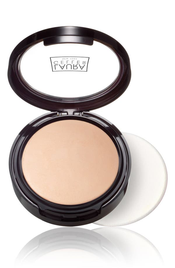 Alternate Image 1 Selected - Laura Geller Beauty 'Double Take' Baked Versatile Powder Foundation