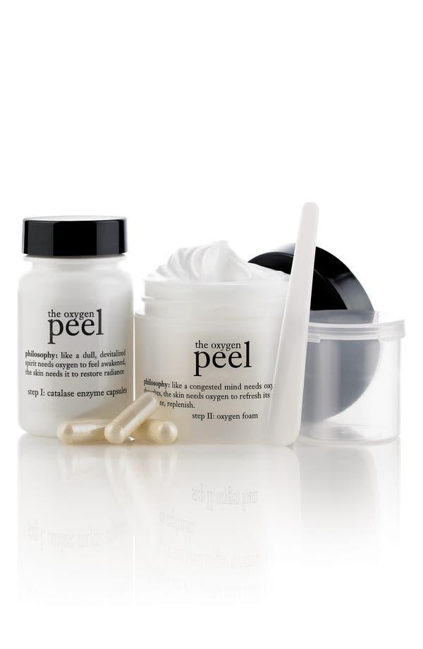 Main Image - philosophy 'the oxygen peel' kit
