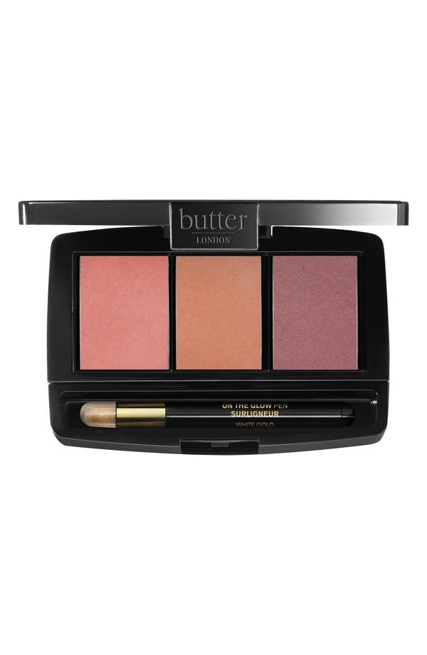 'BlushClutch' Palette,                         Main,                         color, Just Darling