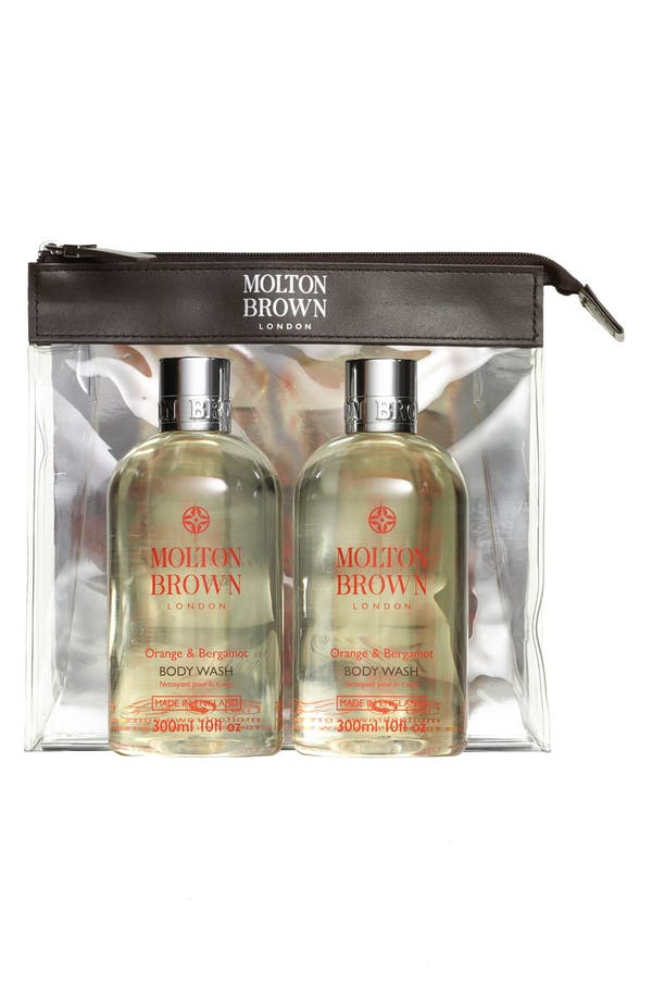 Alternate Image 2  - MOLTON BROWN London Body Wash Duo (Nordstrom Exclusive) ($60 Value)
