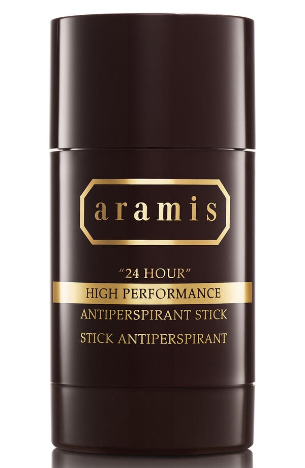Aramis '24 Hour' High Performance Antiperspirant Stick,                             Main thumbnail 1, color,                             No Color