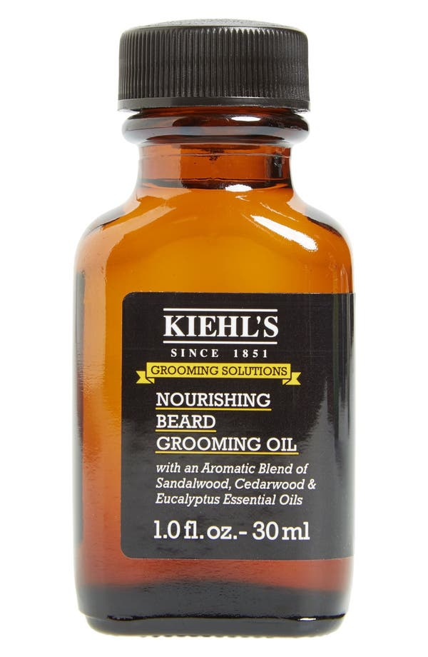 Main Image - Kiehl's Since 1851 Nourishing Beard Grooming Oil