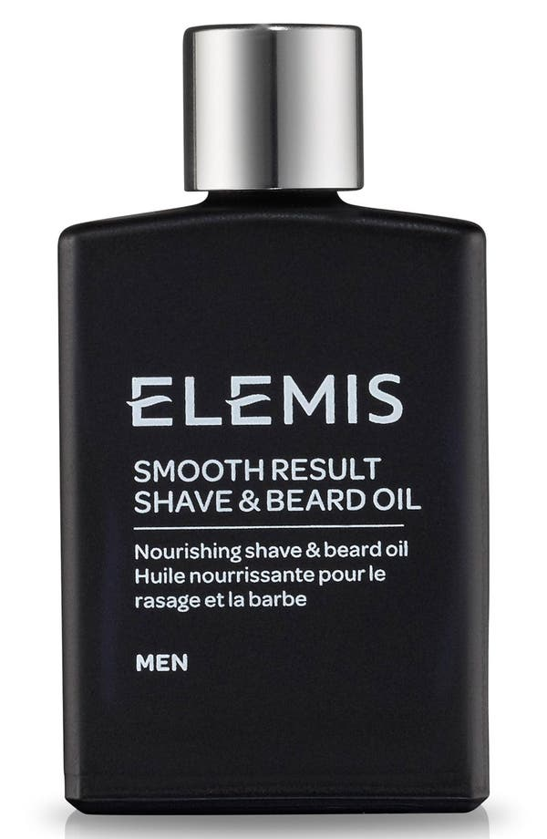 Smooth Result Shave & Beard Oil,                         Main,                         color, No Color
