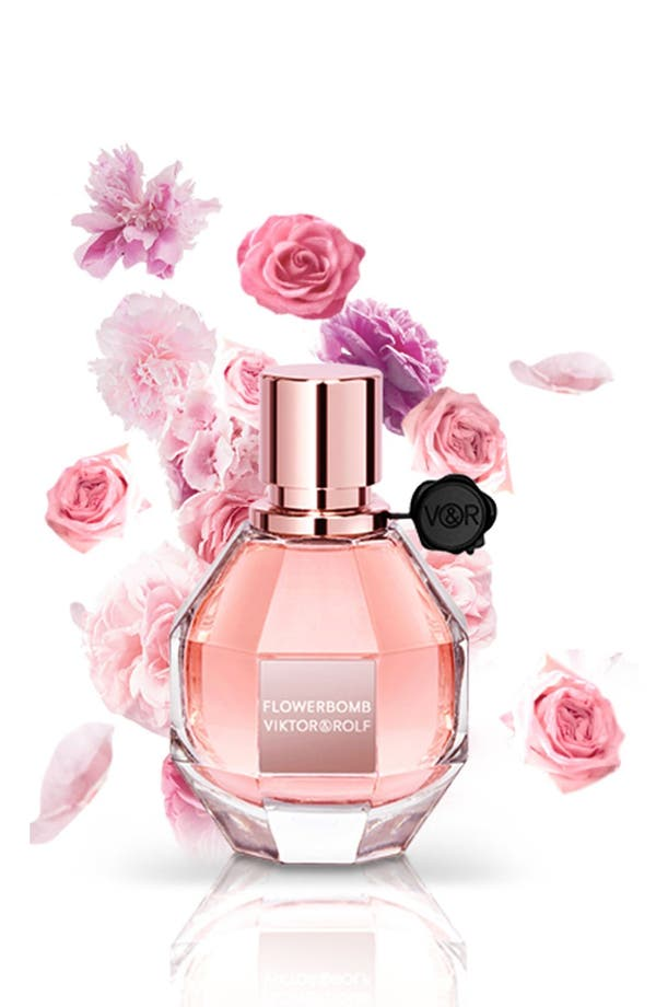 Alternate Image 7  - Viktor&Rolf Flowerbomb Eau de Parfum Spray