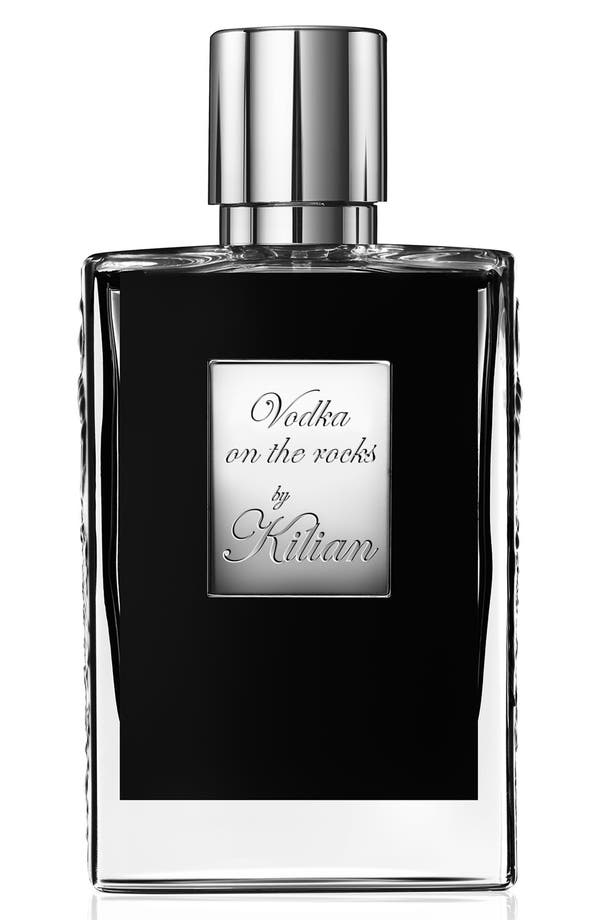 'Addictive State of Mind - Vodka on the Rocks' Refillable Spray,                         Main,                         color, No Color