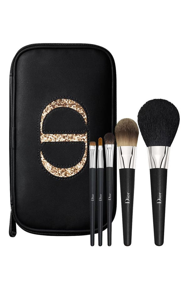 Alternate Image 1 Selected - Dior 'Backstage Brushes' Travel Brush Set (Limited Eidtion)