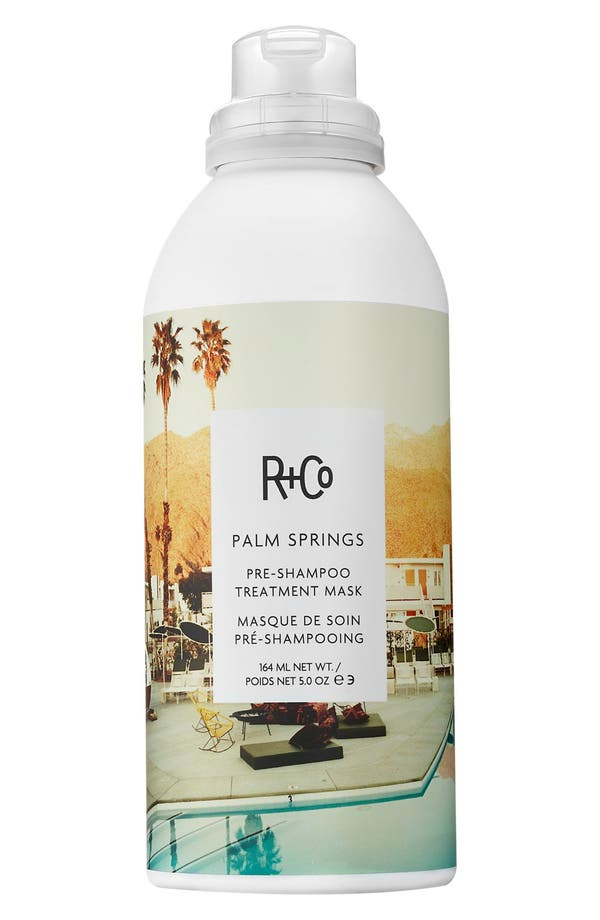 Space.NK.apothecary R+Co Palm Springs Pre-Shampoo Treatment Mask,                             Main thumbnail 1, color,                             No Color