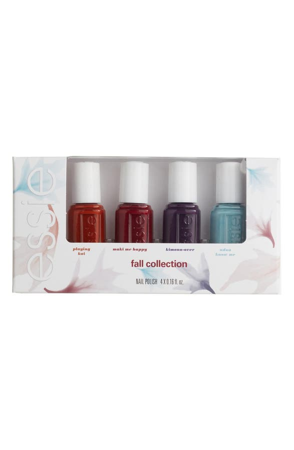 essie® Fall 2016 Mini Four-Pack (Limited Edition)   Nordstrom