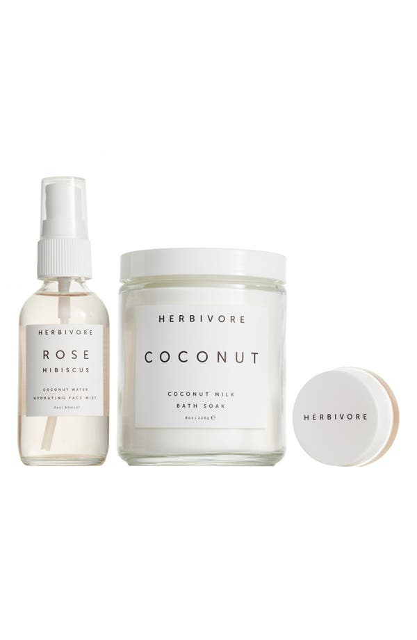 Main Image - Herbivore Botanicals Bath & Body Set (Limited Edition) (Nordstrom Exclusive) ($56 Value)