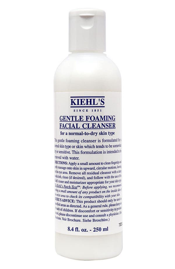 Main Image - Kiehl's Since 1851 Gentle Foaming Facial Cleanser