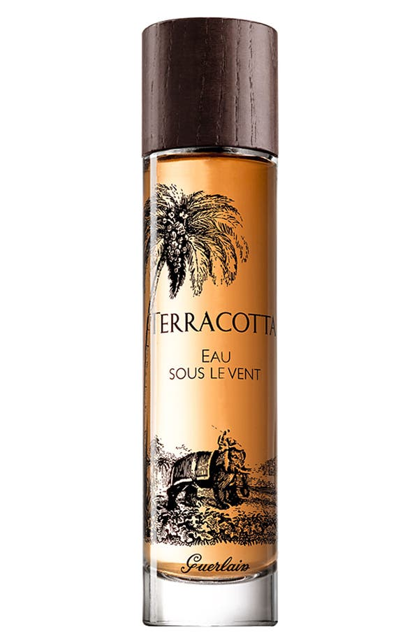 Alternate Image 1 Selected - Guerlain 'Terracotta Eau Sous le Vent' Hydrating Tan-Enhancing Body Mist