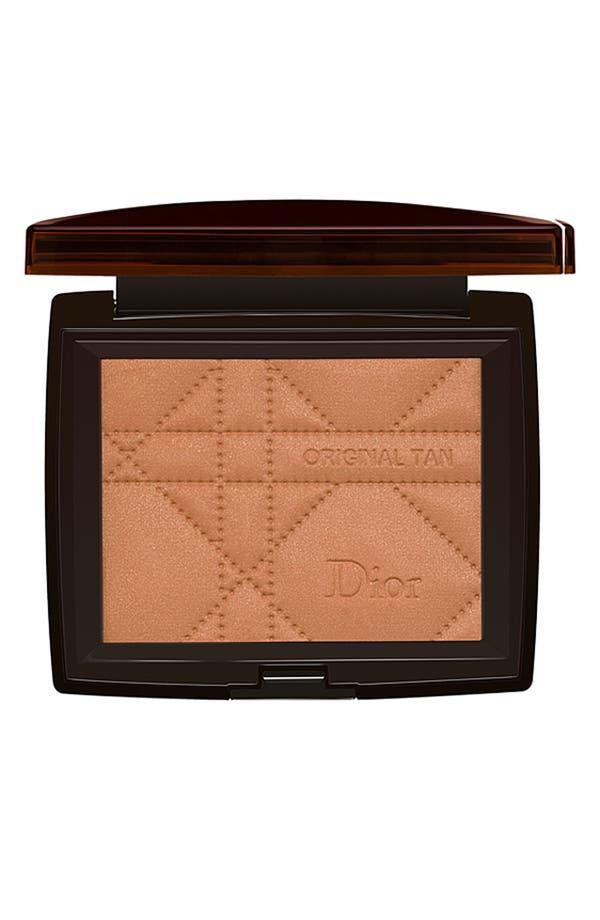 Main Image - Dior Bronze 'Original Tan' Healthy Glow Bronzing Powder