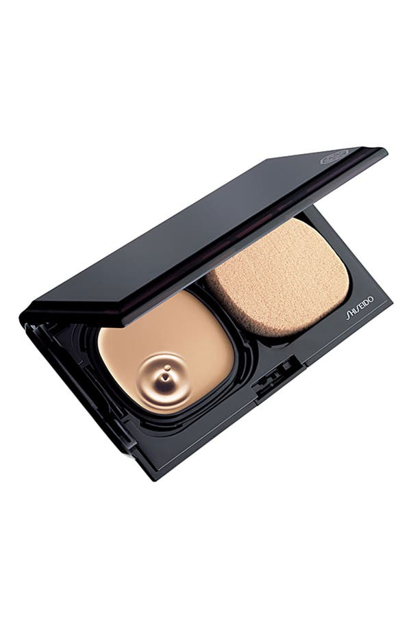 Alternate Image 1 Selected - Shiseido 'The Makeup' Advanced Hydro-Liquid Compact SPF 15 Refill