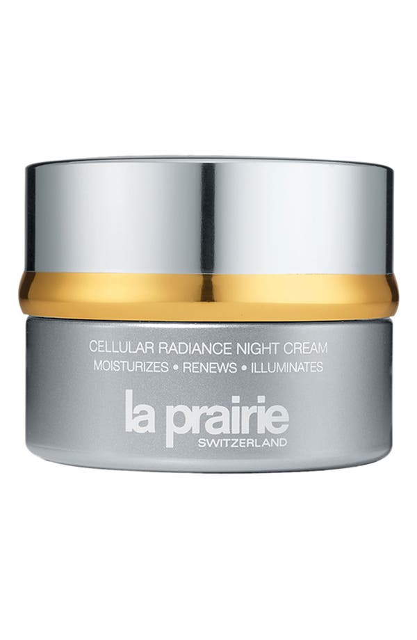 Cellular Radiance Night Cream,                             Main thumbnail 1, color,                             No Color