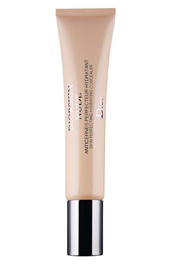 Alternate Image 1 Selected - Dior 'Diorskin - Nude' Skin Perfecting Hydrating Concealer