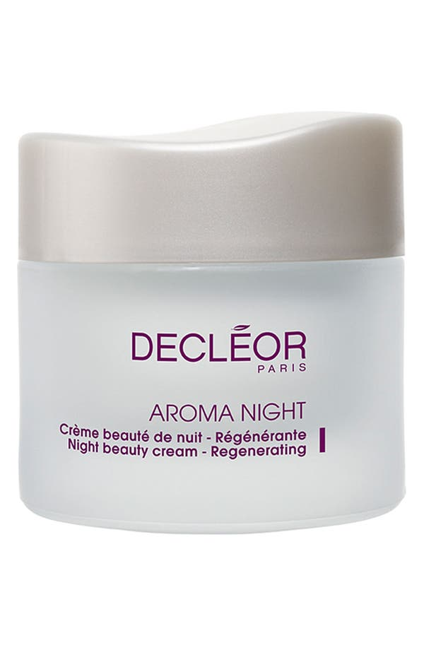 Alternate Image 1 Selected - Decléor 'Aroma Night' Night Beauty Cream - Regenerating