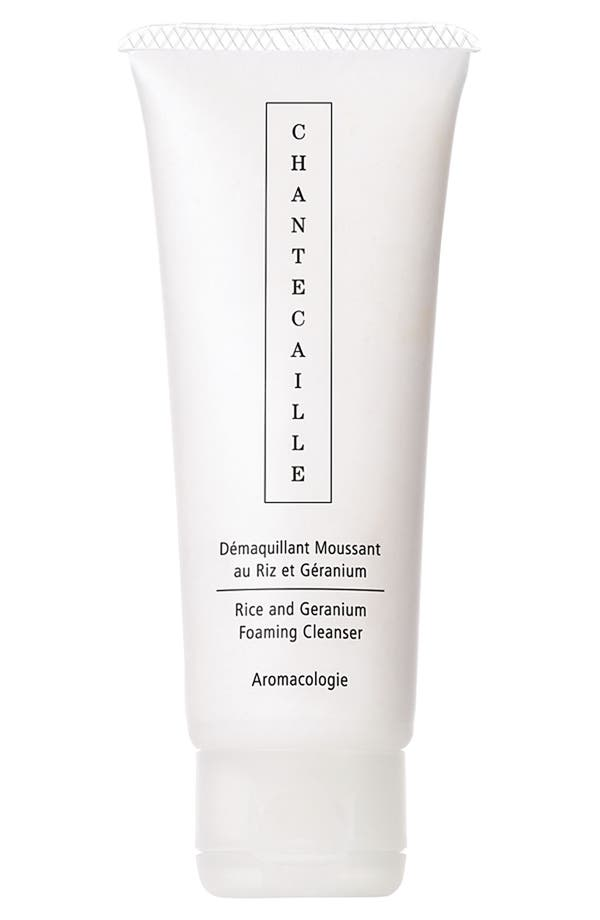 Main Image - Chantecaille Rice and Geranium Foaming Cleanser