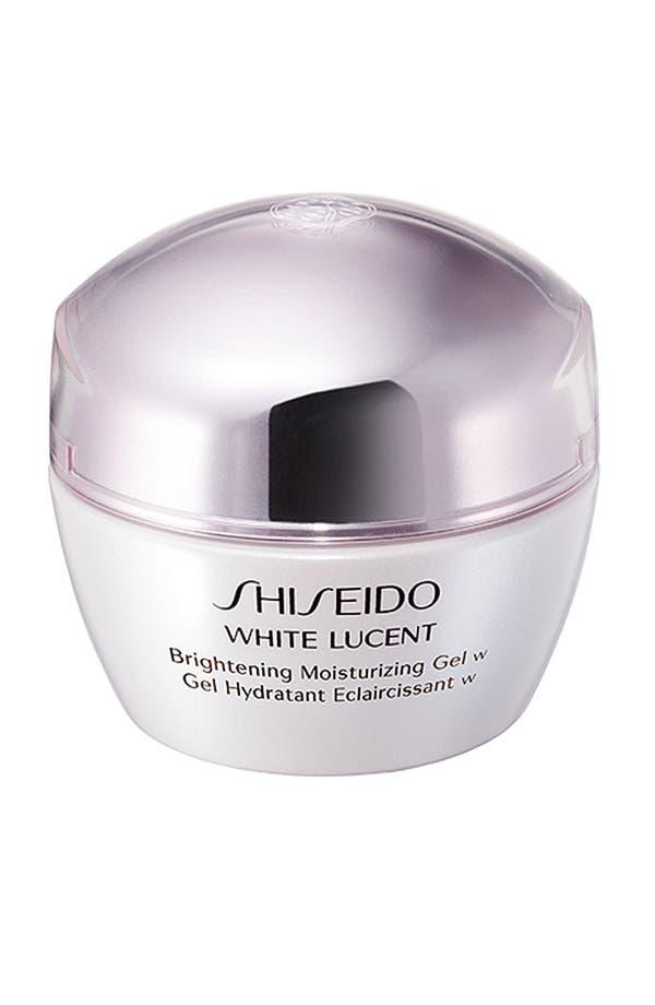Alternate Image 1 Selected - Shiseido 'White Lucent' Brightening Moisturizing Gel