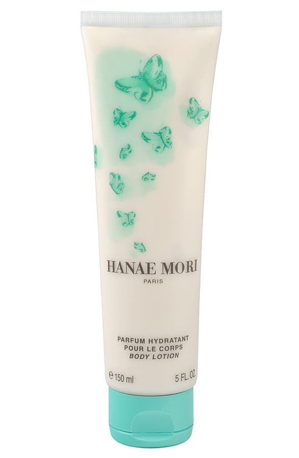 Hanae Mori \'Butterfly\' Body Lotion | Nordstrom