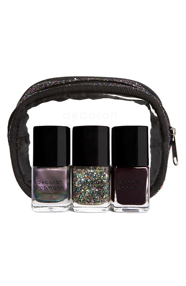 Alternate Image 1 Selected - Deborah Lippmann 'Layer Cake' Nail Color Trio (Nordstrom Exclusive)