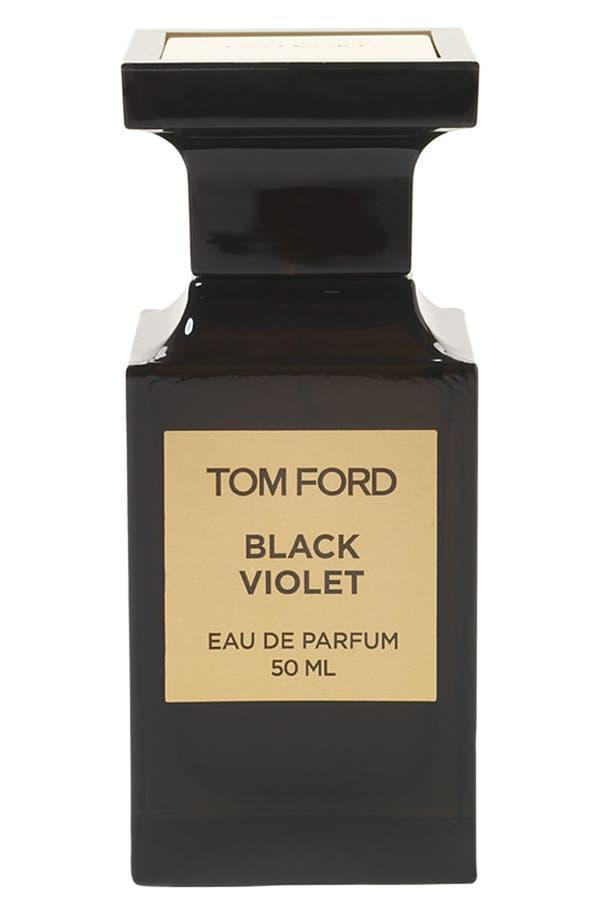 Alternate Image 1 Selected - Tom Ford Private Blend 'Black Violet' Eau de Parfum