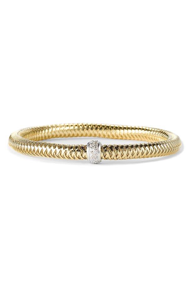 Main Image - Roberto Coin 'Primavera' Diamond Bracelet