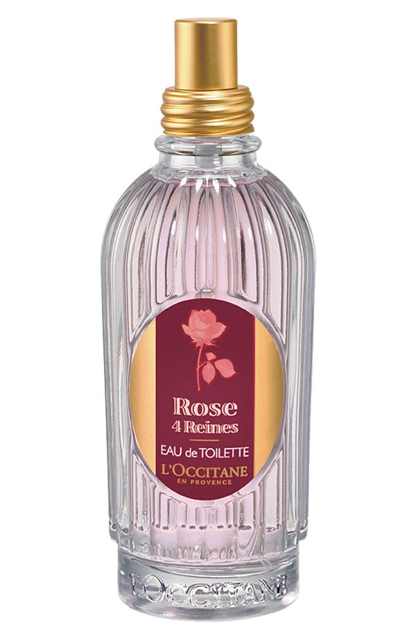 Alternate Image 1 Selected - L'Occitane 'Rose 4 Reines' Eau de Toilette