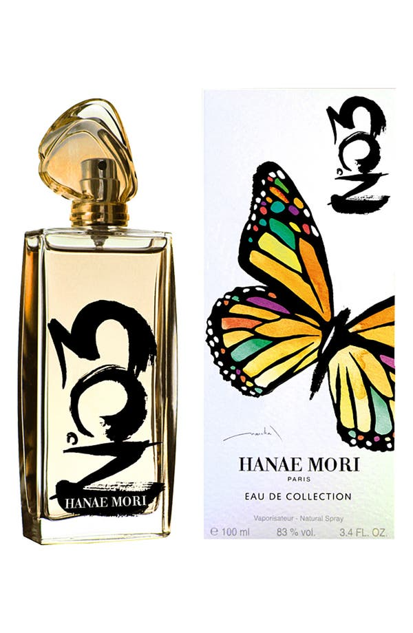Alternate Image 2  - Hanae Mori 'Eau de Collection N° 3' Eau de Toilette