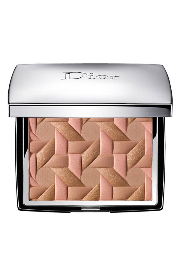 Main Image - Diorskin 'Nude Summer Glow' Healthy Glow Powder