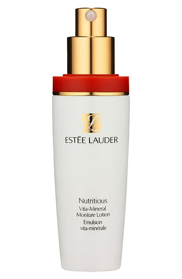 Alternate Image 1 Selected - Estée Lauder 'Nutritious' Vita-Mineral Moisture Lotion