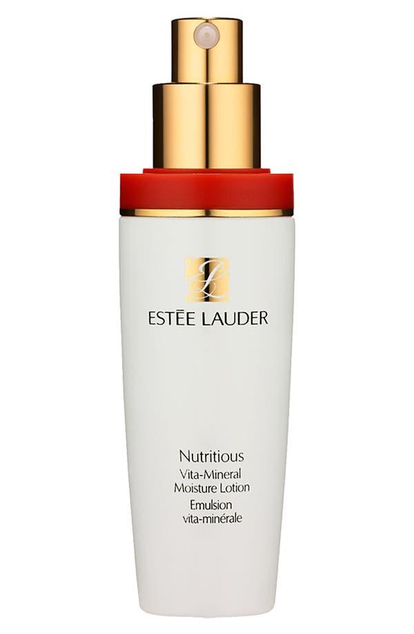 Main Image - Estée Lauder 'Nutritious' Vita-Mineral Moisture Lotion