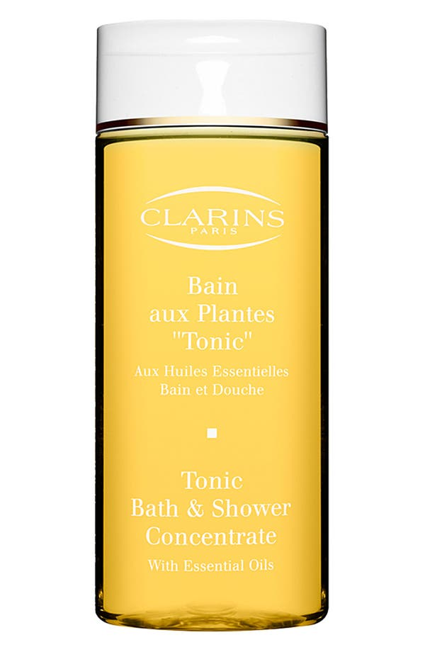 Alternate Image 1 Selected - Clarins Tonic Bath & Shower Concentrate