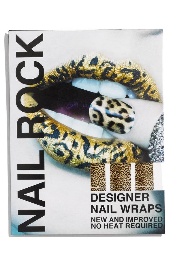 Alternate Image 1 Selected - Nail Rock Nail Wraps