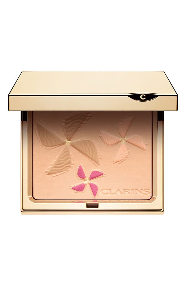 Alternate Image 1 Selected - Clarins 'Breeze Face' Powder Blush