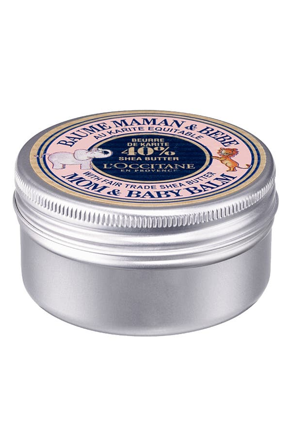 Alternate Image 1 Selected - L'Occitane Mom & Baby Balm