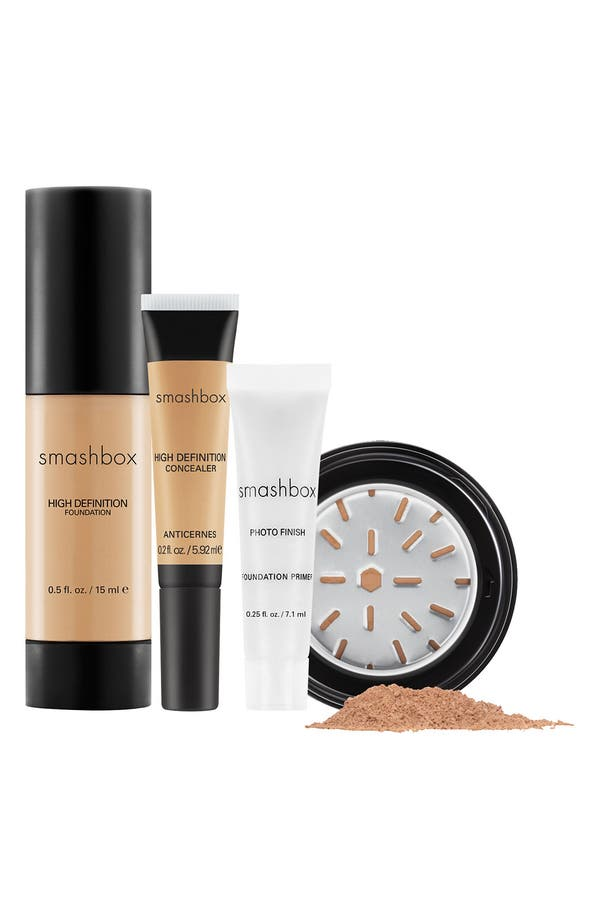 Alternate Image 1 Selected - Smashbox Medium Complexion Starter Kit ($75 Value)