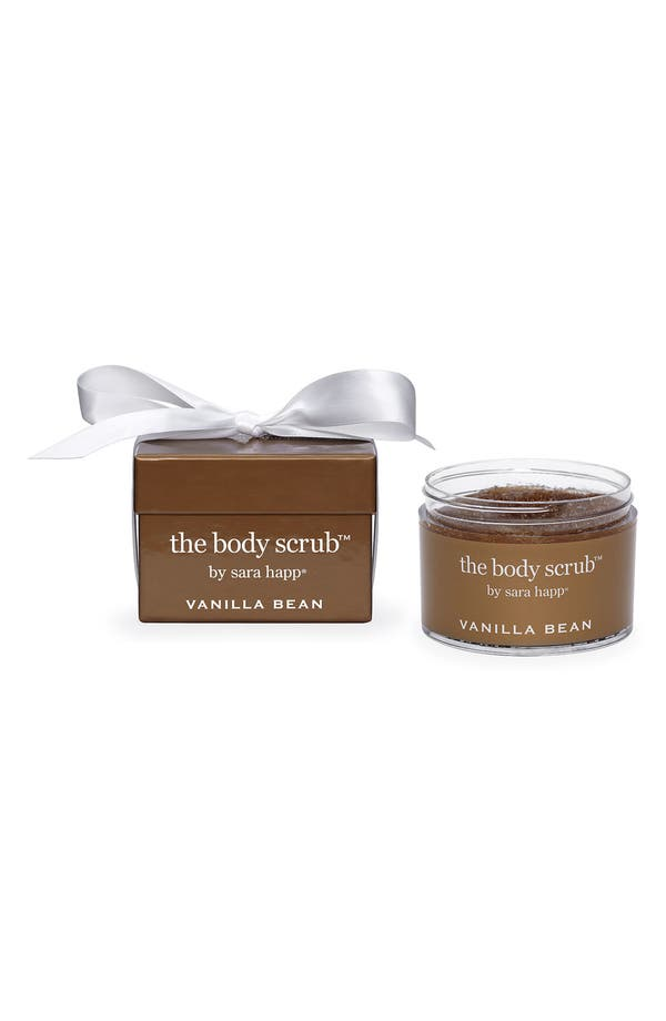 Alternate Image 2  - sara happ® 'The Body Scrub™ - Vanilla Bean' Scrub