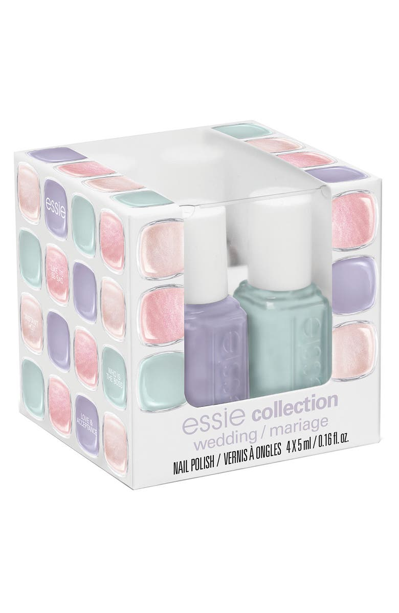 essie® \'Wedding Collection\' Mini 4-Pack | Nordstrom