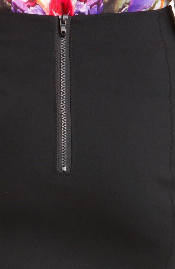 Alternate Image 3  - Trouvé Miniskirt