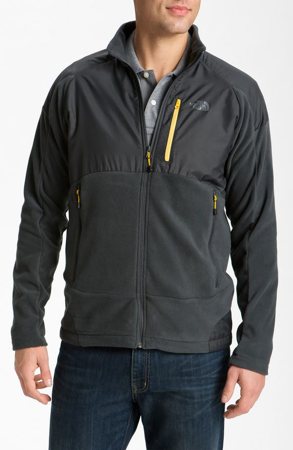 Main Image - The North Face 'TKA 100 Cascade' Microvelour Fleece Jacket