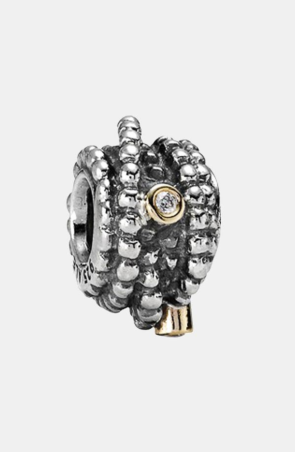 Alternate Image 1 Selected - PANDORA 'Kerry's Precious' Diamond Charm