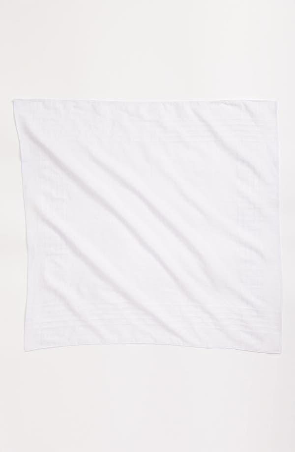 Alternate Image 2  - Nordstrom Men's Shop Cotton Handkerchief (7-Pack)