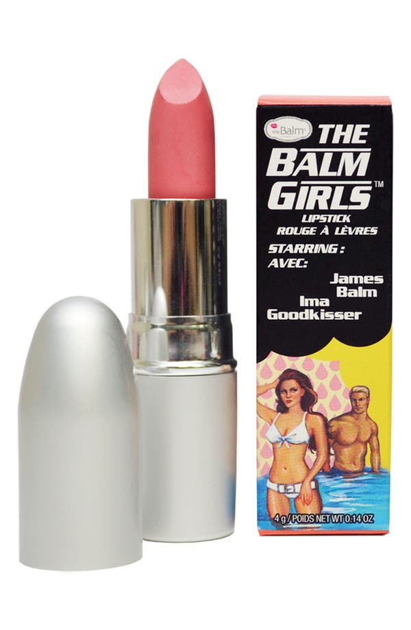 Alternate Image 1 Selected - theBalm® 'theBalm Girls®' Lipstick