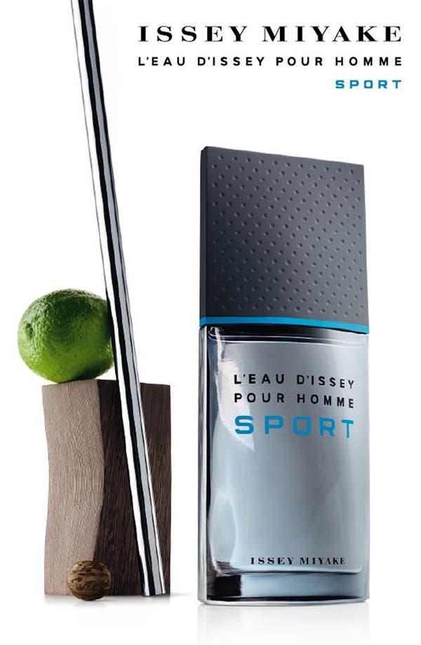 Alternate Image 3  - Issey Miyake 'L'Eau d'Issey pour Homme Sport' Eau de Toilette Spray