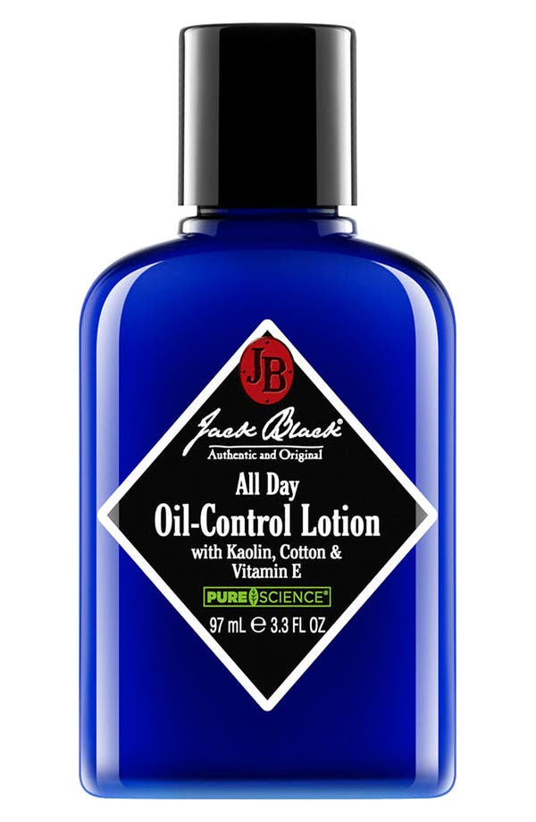 Alternate Image 1 Selected - Jack Black All Day Oil-Control Lotion
