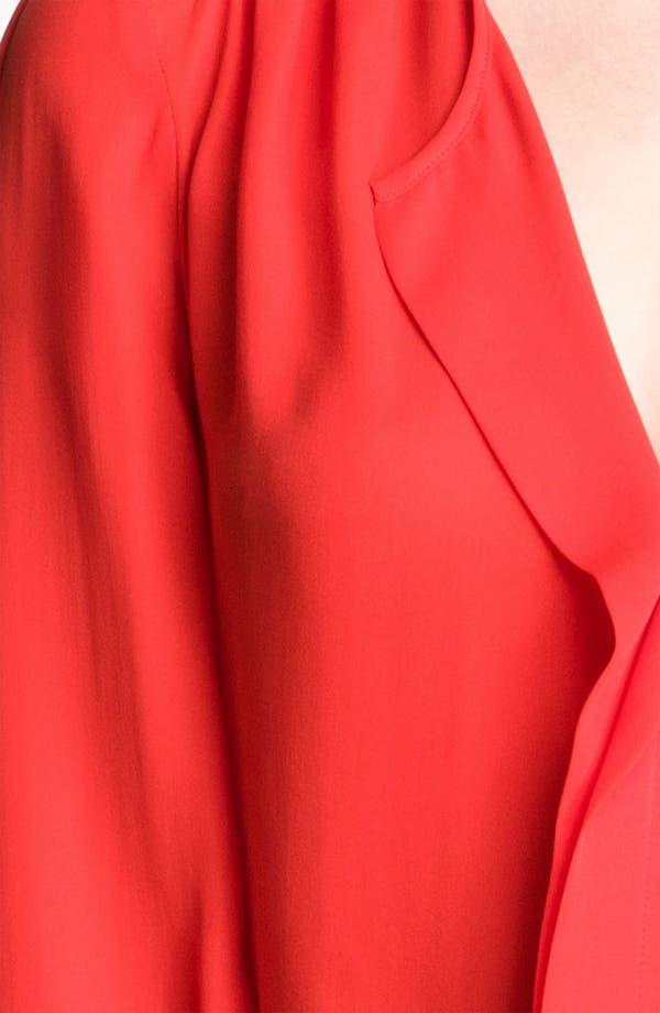 Alternate Image 3  - Parker V-Neck Silk Blouse